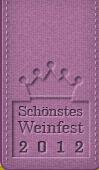 Weinfrühling - schönstes Weinfest der Pfalz 2012